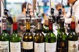 Wine tasting, Saint-Emilion, Gironde, Aquitaine, France