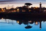 La Rochelle Port Lighthouse, Charente-Maritime, Poitou-Charentes, France