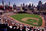 Home of the Detroit Tigers Baseball Team, Comerica Park, Detroit, Michigan, USA