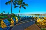 Waterfront Submarine Memorial, USS Bowfin Submarine Museum And Park, Pearl Harbor, Honolulu, Oahu, Hawaii, USA