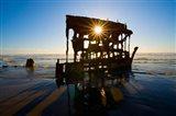 Peter Iredale Shipwreck, Fort Stevens, Oregon, USA