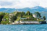 Isola Bella, Stresa, Borromean Islands, Lake Maggiore, Piedmont, Italy