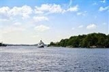 Lake Muskoka, Gravenhurst Bay, Ontario, Canada