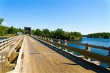 Bridge over a lake, Parry Sound, Ontario, Canada - your walls, your style!