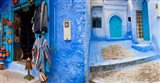 Store in a street, Chefchaouen, Morocco