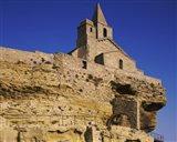 Saint Sauveur Church, Fos-Sur-Mer, Bouches-Du-Rhone, France