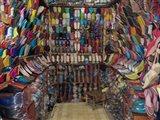 Shoe store, Essaouira, Morocco