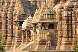 Khajuraho temple, Chhatarpur District, Madhya Pradesh, India
