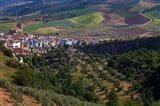 Village of Alhama de Granada, Granada Province, Andalucia, Spain