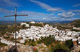 The Village of Casares, Malaga Province, Andalucia, Spain