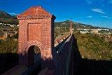 The 19th Century Eagle Aqueduct, Spain