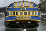 L'Hermione Ship, France