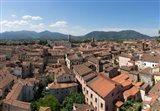 Torre Guinigi, Lucca, Tuscany, Italy