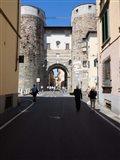 Porto San Gervasio at Via Elisa, Tuscany, Italy