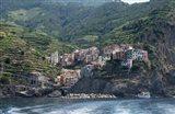 Manarola, Riomaggiore, La Spezia, Liguria, Italy