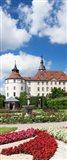 Schloss Langenburg, Hohenlohe Region, Baden-Wurttemberg, Germany