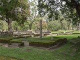 Ruins at Jetavanaramaya Monastery, Anuradhapura, Sri Lanka