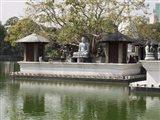 Seema Malaka Designed by Geoffrey Bawa, Sri Lanka
