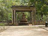 Samadhi Buddha (4th century), Meditation pose, Sri Lanka