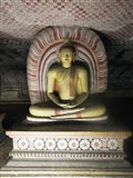 Buddha Statue, Dambulla Cave Temple, Sri Lanka
