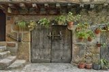 Wooden Door II, San Martin de Trevejo, Spain