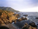 Garrapata Beach on the Big Sur coast of California
