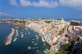Marina Corricella, Bay of Naples, Italy