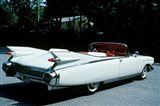 1959 El Dorado Biarritz Cadillac Convertible