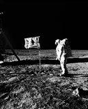 1969 Astronaut Us Flag
