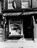 1930s Pharmacy Storefront