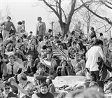 1970s April 22 1970 Crowd Attending The First Earth Day