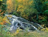 Marshfield Falls, Winooski River, Marshfield, Vermont