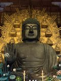 Great Buddha Statue in TodaiJi Temple, Japan