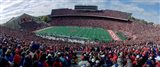 University Of Wisconsin Football Game, Camp Randall Stadium, Madison, Wisconsin, USA