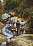 Hiking Hells Gate Kenya Africa