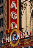 Chicago Theater Sign, Illinois