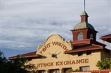 Fort Worth Livestock Exchange, Fort Worth, Texas