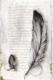 Vintage Feathers II
