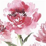 Crimson Blossoms I