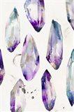 Purple Gemstones I