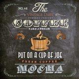 Coffee Board I