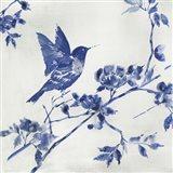 Porcelain Hummingbird