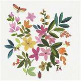 Folky Flowers I
