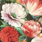 Lavish Blooms I
