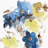 Glitchy Floral I