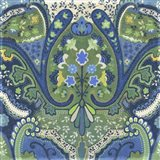 Garden Mosaic I