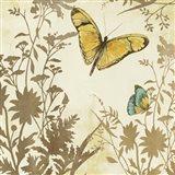 Butterfly in Flight I