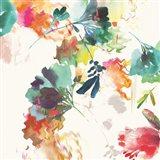 Glitchy Floral II