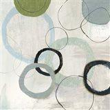 Blue Circles II
