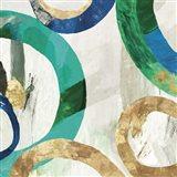 Green Rings I